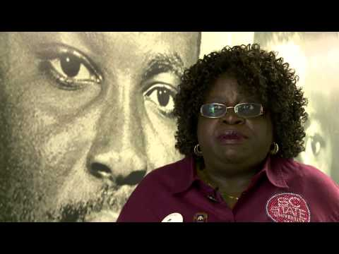 Vernell Brown remembers the Orangeburg Massacre