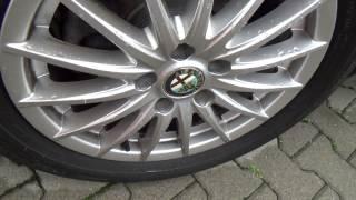 Auta z Niemiec #26/10/2015: Alfa Romeo 159 /Rostock/