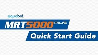 MTR 5000 Plus Quick Start Video Guide