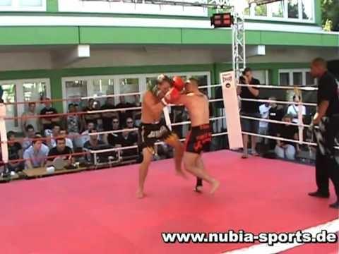 Gregor Neudeck (Nubia Sports) vs. Christian Jimene...