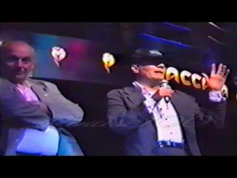 """RENATO ZERO""""AL BACCARA""""(1993 PRIMA PARTE)RENATO ZERO"""