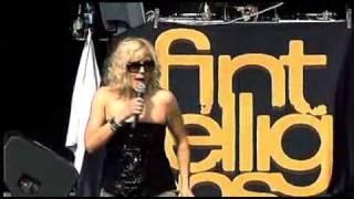 Fintelligens - Rotko ft. Vappu Pimiä live @ Voice Himosfestival 2010