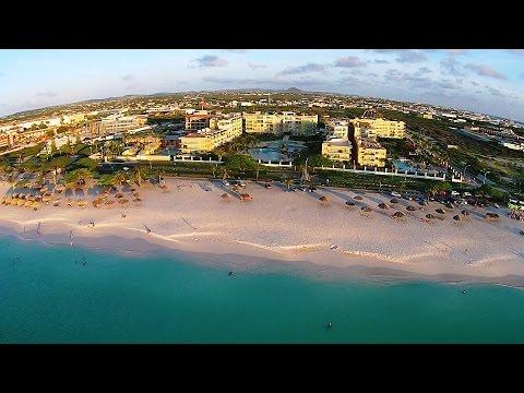 Aruba - Eagle Beach - Oceania Deluxe Beachfront Condominium Resort