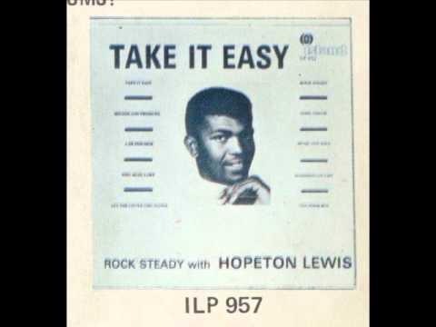 Hopetown Lewis - Take it easy