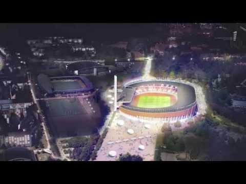 Olympic Stadium towards new era