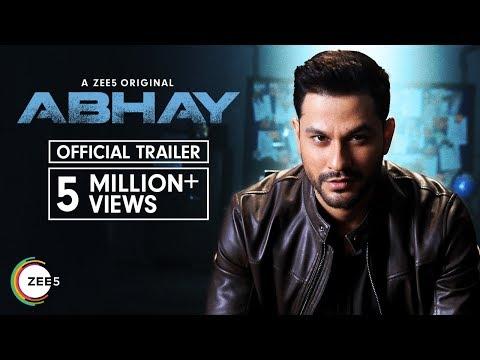 Abhay   Official Trailer   A ZEE5 Original   Kunal Kemmu   Streaming Now On ZEE5