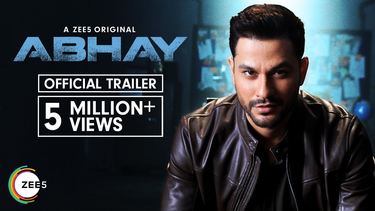 ZEE5 launches new procedural crime thriller, 'Abhay' with Kunal