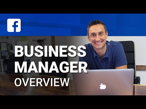 Facebook Business Manager Overview 💯👥