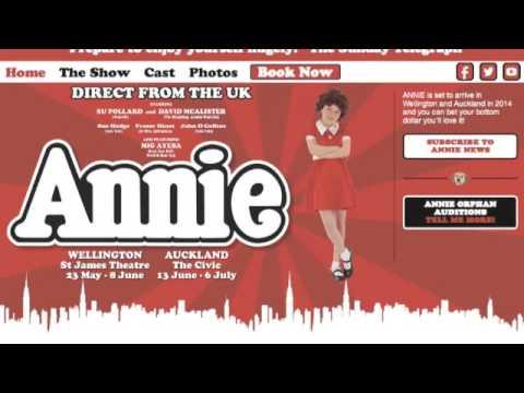ANNIE commercial NZ   Medium