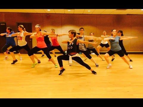 """SANTA MARIA"" Gotan Project - Argentine Tango Dance Fitness Workout Valeo Club"