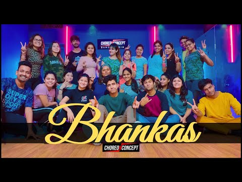 Bhankas | Baaghi 3 | Choreo N Concept | Dance Workshop