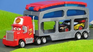 disney cars mack