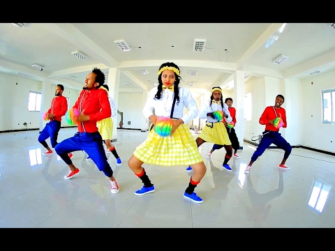 Addis Gurmesa - Fikir Bezebezegn | ፍቅር በዘበዘኝ - New Ethiopian Music 2017 (Official Video)