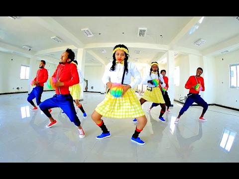 Addis Gurmesa - Fikir Bezebezegn | ፍቅር በዘበዘኝ - New Ethiopian Music 2017 (Official Video)