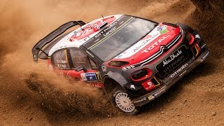 High Speed Rally in Mexico: Finals Recap   WRC Rally Mexico 2017
