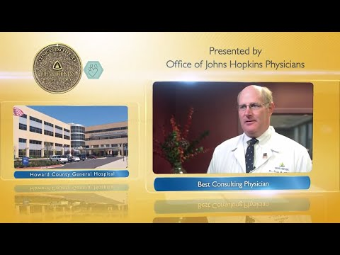Best Consulting Physician at Howard County General Hospital – Eric Aldrich MD PhD