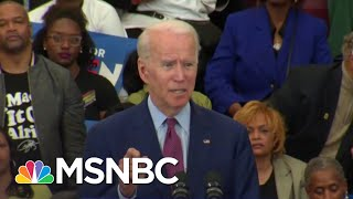 Rep. Katie Porter Endorses Joe Biden For President | The Last Word | MSNBC
