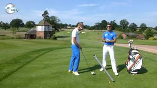 How To Play A Draw Golf Shot