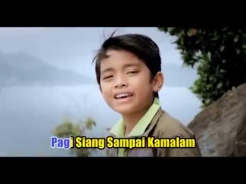Penyanyi Cilik Minang Nando-Rindu Rindu