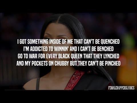 Nicki Minaj - Nobody (Verse - Lyrics)