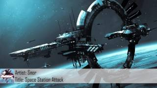 [Dubstep] Snor - Space Station Attack (Free Download)