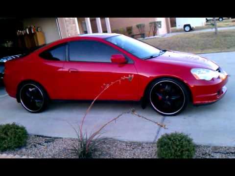 Acura RSX Rims YouTube - Acura rsx rims