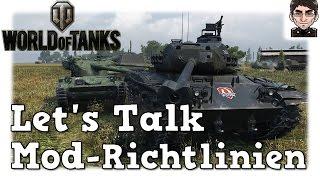 World of Tanks - Mod Richtlinien für Fair Play [deutsch | Let's talk]