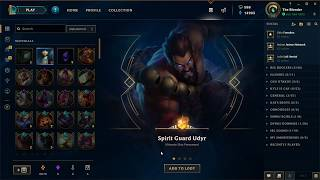 Download INSANE SKINS!! LOOT BUGGED?? HEXTECH ALISTAR!! Birdie Capsule opening for League of Legends Mp3 and Videos
