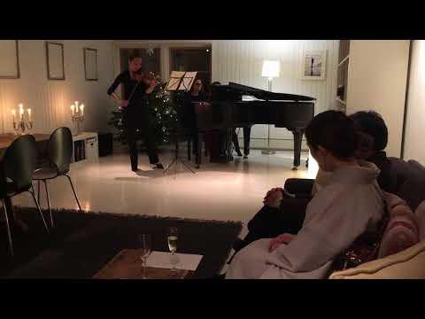 Toivo Kuula Chanson Sans Paroles Op. 22/1, Annemarie Åström, Maija Parko