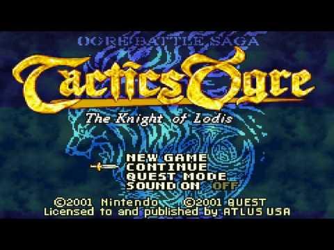 Tactics Ogre (KoL): Anbicion Trick (Read Description!)