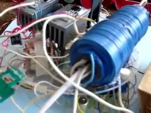 электричество почти из воздуха - видео онлайн