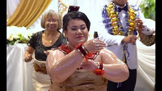 Nukonuka and Tevita Vatu Taumoepenu Wedding - Part 12