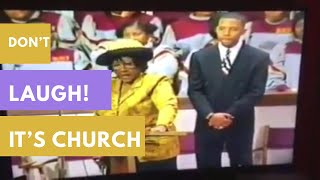 Don't Laugh | Funny Church Moments