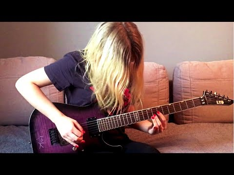 Trivium - The Heart From Your Hate guitar by Alex Schmeia