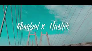 Mumbai x Nashik Cinematic Travel video trailer By ANURAG DEO