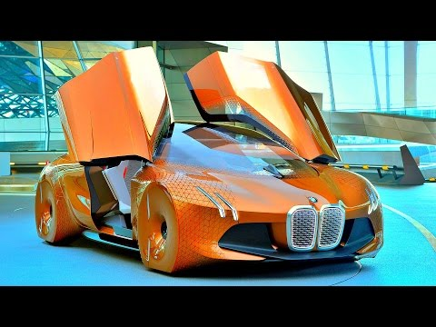 TOP 5 Most Amazing BMW CONCEPT CARS. The GREATEST BMW CONCEPT CARS.