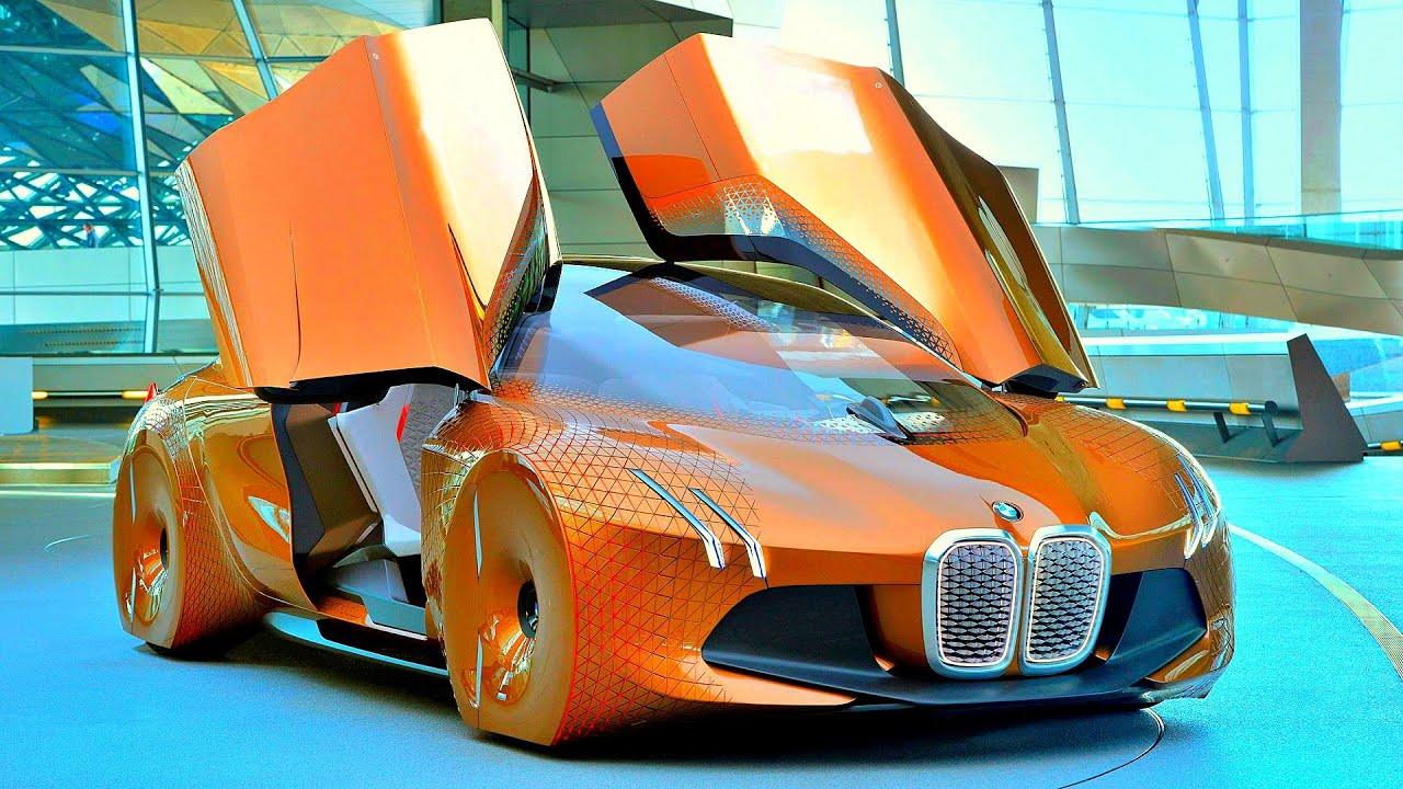 TOP 5 Most Amazing BMW CONCEPT CARS. The GREATEST BMW ...