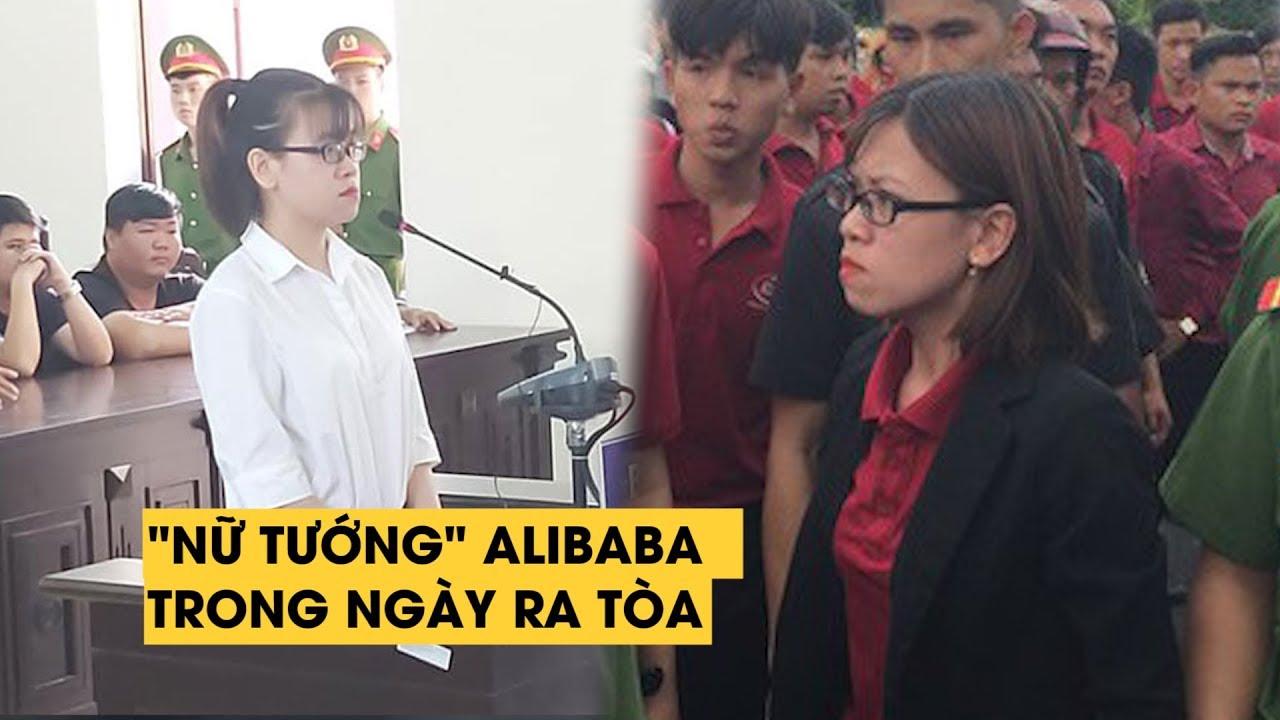 'Nữ tướng' địa ốc Alibaba từng chỉ đạo 'đập xe nó cho chị' trong ngày ra tòa