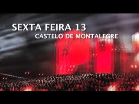MONTALEGRE - Sexta 13/Noite das Bruxas (Setembro 2013)
