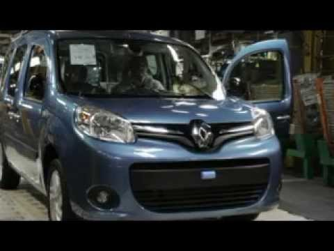 2013 manufacturing new renault kangoo assembly youtube. Black Bedroom Furniture Sets. Home Design Ideas