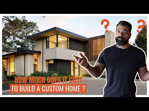 What Is The Cost To Build A Custom Home In Toronto 2019 - What To Expect
