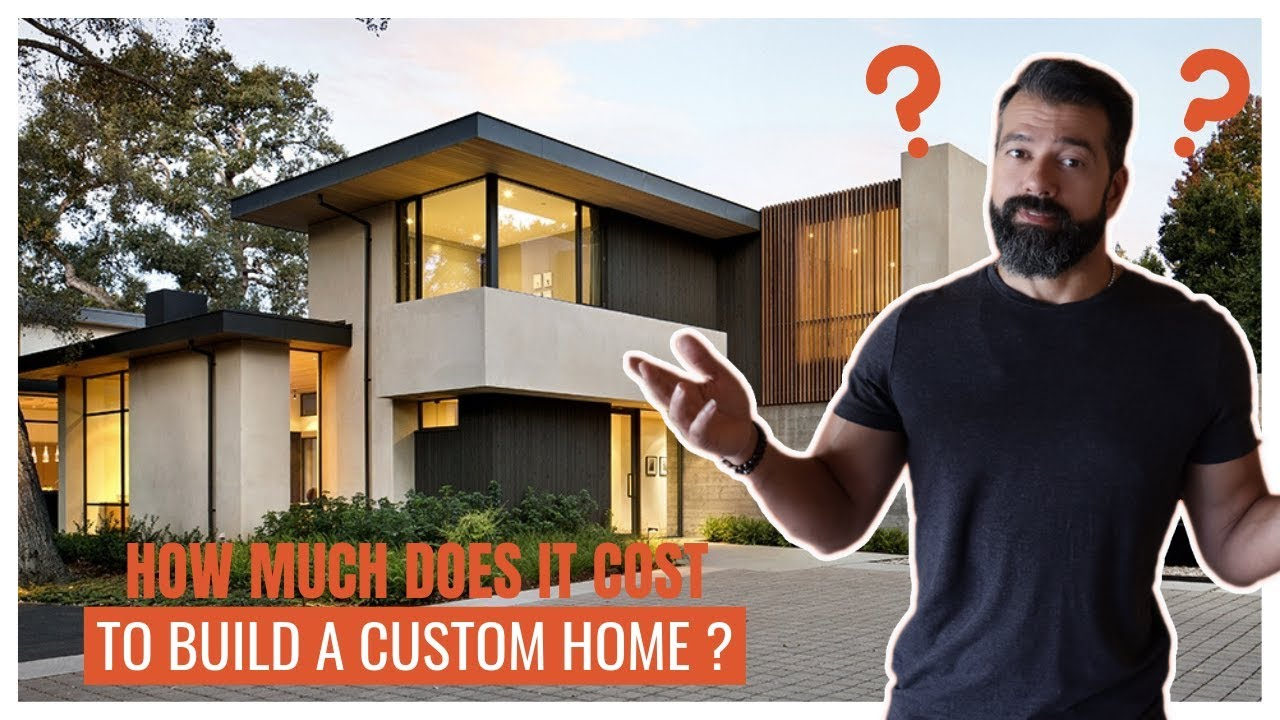 What Is The Cost To Build A Custom Home In Toronto 2019 What To Expect Youtube