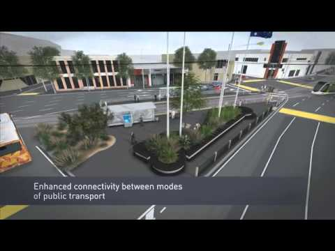 Moonee Ponds Junction Upgrade animation