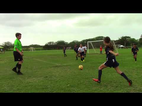 Hawaii Heat FC 09G v Whitfield SC 09G Royal 2/3/18