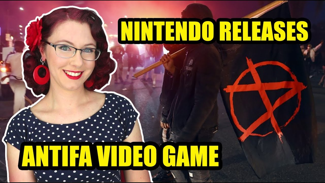 Nintendo Releases Antifa Video Game