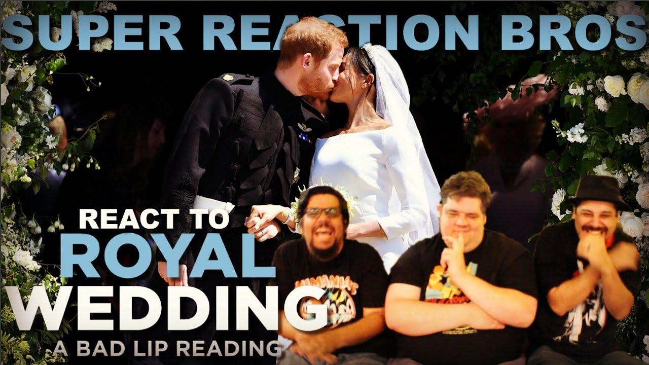 Royal Wedding Bad Lip Reading.Srb Reacts To Royal Wedding A Bad Lip Reading