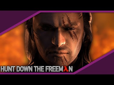 HUNT DOWN THE FREEMAN: The Worst Game I've Ever Played