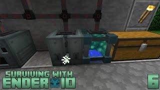 Surviving With Ender IO :: E06 - The Vat & Nutrient Distillation