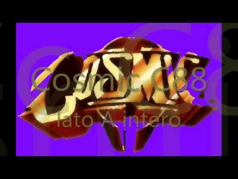 Cosmic C88 (1984) by Daniele Baldelli & TBC - Lato A intero.