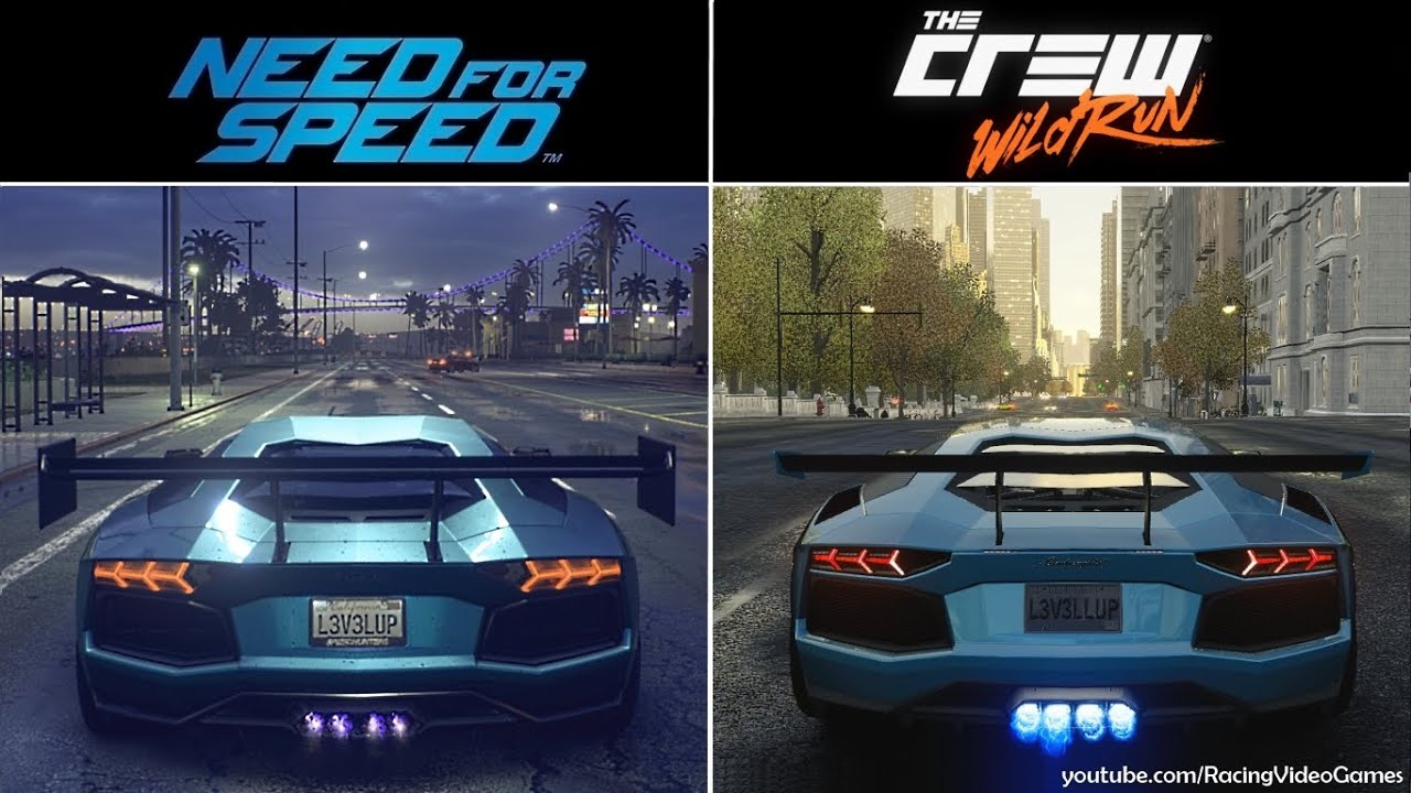 need for speed vs the crew wild run graphics weather. Black Bedroom Furniture Sets. Home Design Ideas